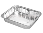 ENVASE ALUMINIO RECTANGULAR 31oz 890ml 22/15.8 x 17.4/11.1 x 3.6cm  ENVASE ALUMINIO RECTANGULAR 31oz 890ml 22/15.8 x 17.4/11.1 x 3.6cm   envapro