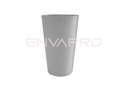 VASO P.P. REUTILIZABLE BAJO  330ml