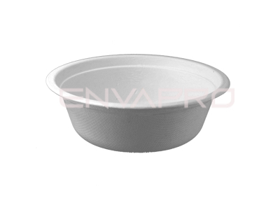 BOWL CAÑA DE AZUCAR BLANCO 500 ml