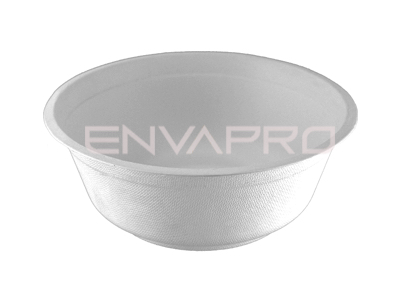 BOWL CAÑA DE AZUCAR BLANCO 950 ml