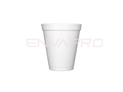 VASO TÉRMICO POREX BLANCO 7 oz 200 ml