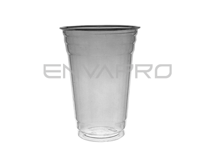 VASO PLÁSTICO PET 20oz 592ml