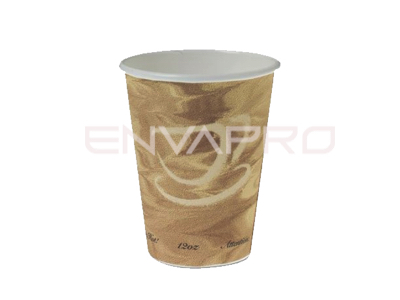 VASO PARED GRUESA CARTÓN MISTIQUE SOLOCUP 12 oz  355ml