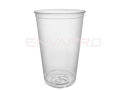 VASO TN20 PLÁSTICO PET SOLOCUP 20oz 592ml