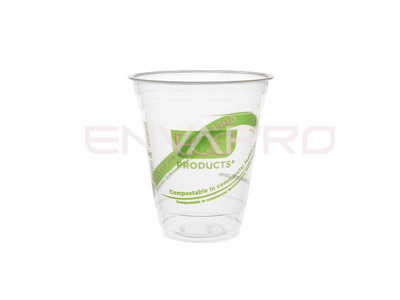 VASO GREENSTREEP PLA BIODEGRADABLE 12 oz 355 ml