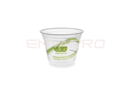 VASO BAJO GREENSTREEP PLA BIODEGRADABLE 9 oz 265 ml