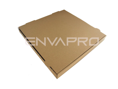 CAJA PIZZA KRAFT INTERIOR KRAFT 330x330x40