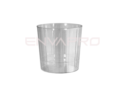VASO P.S. WHISKY / MEDIA PINTA TRANSPARENTE 11 oz 330 ml