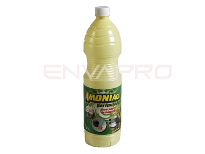 AMONIACO PERFUMADO  ( 15 botellas 1litro )