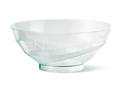 BOWL VOILA PS TRANSPARENTE 150ml 95mmØ