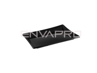 ENVASE SUSHI BASE NEGRA 120 x 160mm