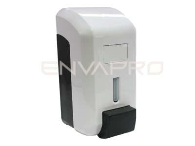 DISPENSADOR BLANCO JABON ABS 800ml