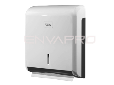 DISPENSADOR TOALLAS ZZ AVS BLANCO