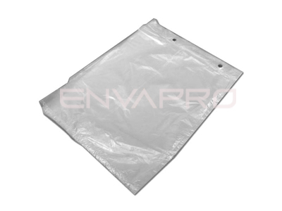BOLSA TRANSPARENTE 320 x 400mm KG CON BLOCK