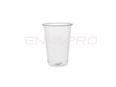 VASO BIOWARE PLA-BIODEGRADABLE MODELO P20 200/ 230ml