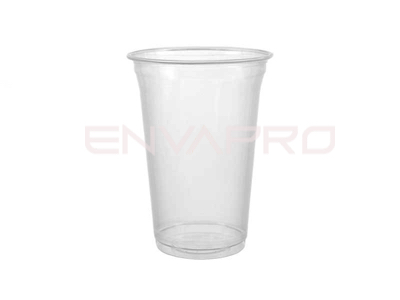 VASO BIOWARE PLA-BIODEGRADABLE MODELO P61 (400/550 ML)
