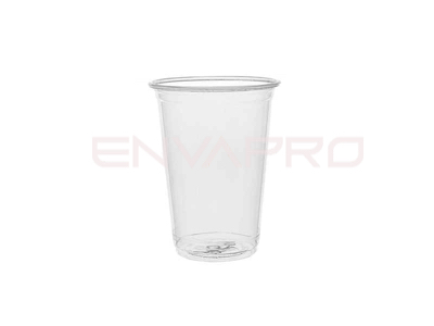 VASO BIOWARE PLA-BIODEGRADABLE MODELO P59 (250/300ML)