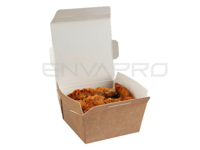 ENVASE CARTON KRAFT MICROONDABLE Y HORNEABLE 101x85x50